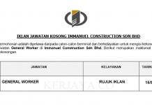 Immanuel Construction ~ General Worker