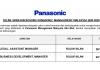 Panasonic Management Malaysia ~ Pelbagai Jawatan
