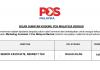 Pos Malaysia Berhad ~ Senior Associate, Indirect Tax