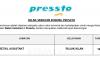Pressto ~ Retail Assistant