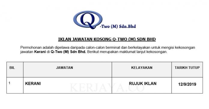 Q-Two ~ Kerani