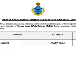 Tentera Udara DiRaja Malaysia ~ Perajurit
