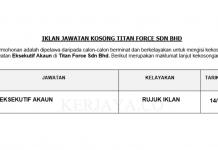 Titan Force Sdn Bhd
