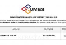Umes Marketing Sdn Bhd