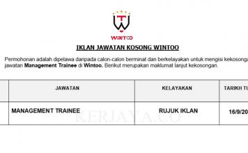 Wintoo ~ Management Trainee