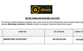 Alicoin ~ Marketing Assistant