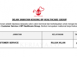 BP Healthcare Group ~ Customer Service