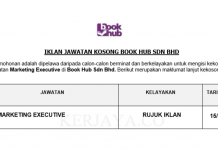 Book Hub ~ Marketing Executive