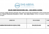 DAG - Das Abdul Global ~ Human Resources Executive