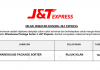 J&T Express ~ Warehouse Package Sorter