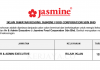 Jasmine Food Corporation ~ HR & Admin Executive