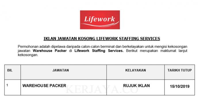 Lifework Staffing Services