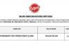 Mutyara ~ Internship For Operation Clerk