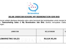 My Brandnation ~ Telemarketing Sales