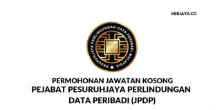 Pejabat Pesuruhjaya Perlindungan Data Peribadi (JPDP)