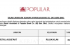 Popular Book Co. ~ Retail Assistant
