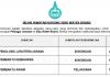 Sibu Water Board ~ Pembantu Awam, Pembantu Kemahiran & Penolong Jurutera