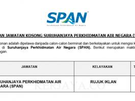 Suruhanjaya Perkhidmatan Air Negara (SPAN)