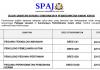 Suruhanjaya Perkhidmatan Awam Johor (SPAJ) ~ Peg. Teknologi Makanan, Pen. Pegawai Pertanian, Peg. Perkhidmatan Pendidikan Agama & Pelbagai Jawatan