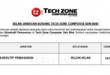 Tech Zone Computer ~ Eksekutif Pemasaran