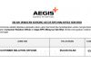Aegis BPO Malaysia ~ Customer Relation Officer