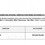 Innovation Mind Resources ~ Guru Tadika