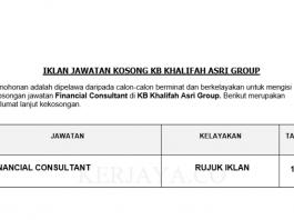 KB Khalifah Asri Group ~ Financial Consultant