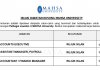 MAHSA University ~ Accountant, Accounts Executive & Assistant Manager, Payroll