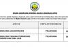 Majlis Daerah Lipis ~ Penolong Akauntan & Penolong Pegawai Perancang Bandar Dan Desa