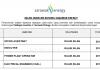 Sarawak Energy ~ Office Assistant, Executive, Power Plant Operator & Pelbagai Jawatan