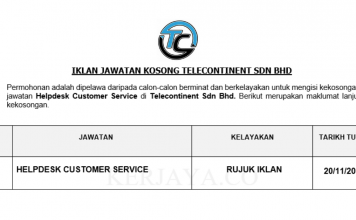 Telecontinent ~ Helpdesk Customer Service