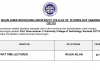 University College of Technology Sarawak (UCTS) ~ Part Time Lecturer