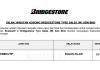 Bridgestone Tyre Sales ~ Eksekutif