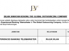 The Global Outsourcing Company ~ Experienced Banking Telemarketer