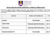 Universiti Teknologi Mara ~ Kerani, Pegawai Eksekutif & Pelbagai Jawatan