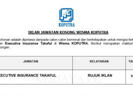 Wisma KOPUTRA ~ Executive Insurance Takaful
