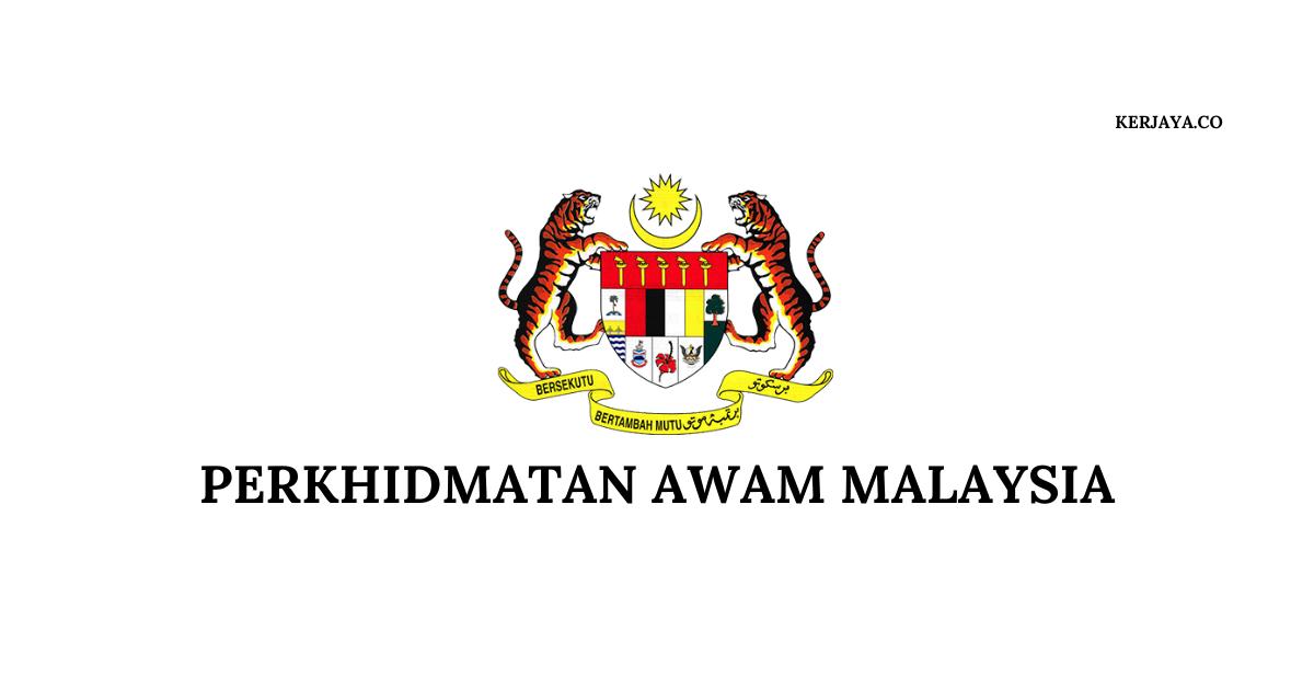 Perkhidmatan Awam Malaysia