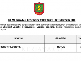 Securiforce Logistic ~ Eksekutif Logistik