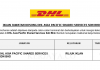 DHL Asia Pacific Shared Services ~ Pelbagai Jawatan Baru 2020