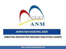 Jabatan Akauntan Negara Malaysia (JANM) ~ Pemandu Kenderaan