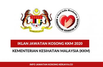 Kementerian Kesihatan Malaysia (KKM) ~ 7 Kekosongan Jawatan Pegawai Sains