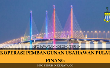 Koperasi Pembangunan Usahawan Pulau Pinang Berhad