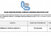 Lembaga Lebuhraya Malaysia (LLM) ~ Pembantu Operasi