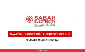 Sabah Electricity ~ Pembaca Jangka Kontrak