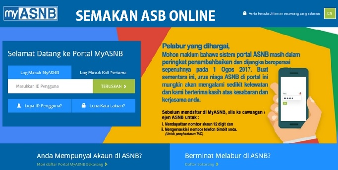 Cara Mudah Semak Penyata Asb Secara Online Tanpa Perlu Ke Kaunter Asb Atau Bank