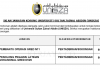 Universiti Sultan Zainal Abidin (UNISZA) ~ Pembantu Operasi & Penolong Pegawai Latihan Vokasional