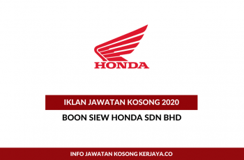 Boon Siew Honda ~ Internship For Human Resources