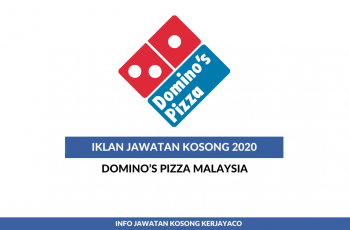 Domino's Pizza Malaysia ~ Internship Fir Human Resources Management Students & Sciences Students