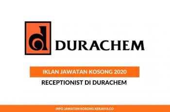 Durachem ~ Receptionist