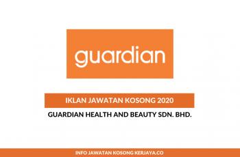 Guardian Health And Beauty ~ Kerani , Eksekutif & Pelbagai Jawatan